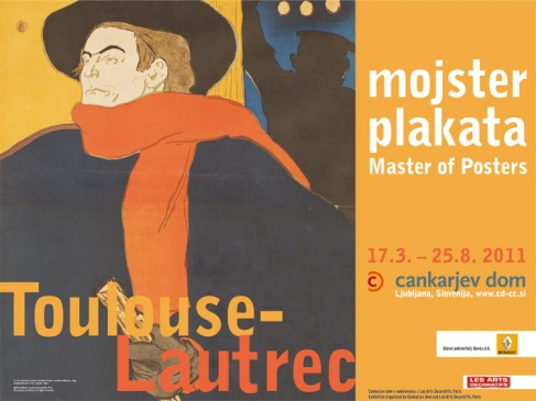Toulouse-Lautrec exhibition