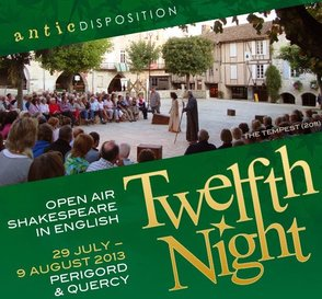 'Twelfth Night' in Belvès