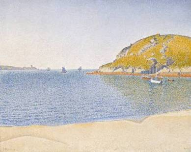 Paul Signac Port of Saint Cast