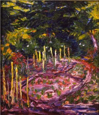 Emile Nolde 'Flowering Plants' (1909)