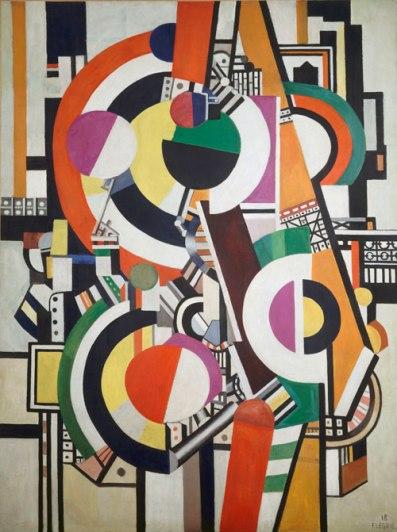 Fernand Léger 'Les Disques' (1918)