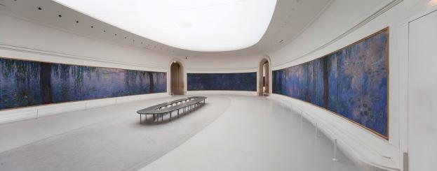 Monet L'Orangerie Paris