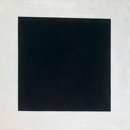 Malevich 'Black Square' (1929)