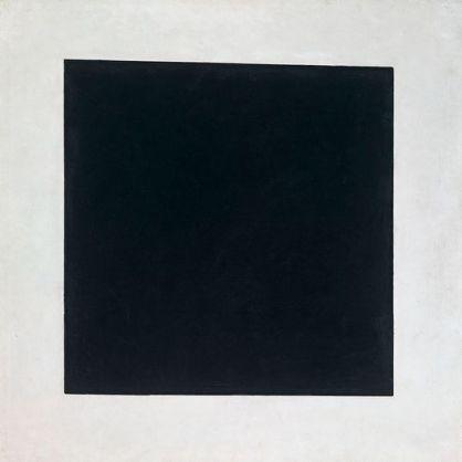 Malevich 'Black Square' (1929)