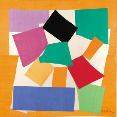 Matisse 'The Snail' (1953)