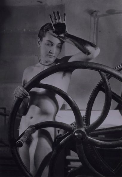 Man Ray 'Meret Oppenheim' (1933)
