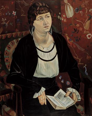 André Derain 'Portrait of Lucie Kahnweiler'