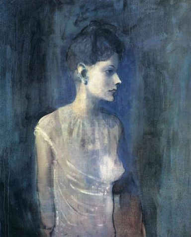 Picasso 'Girl in a Chemise' (1904 - 05)