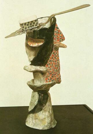 Picasso 'Le Verre d'Absinthe' (1914)