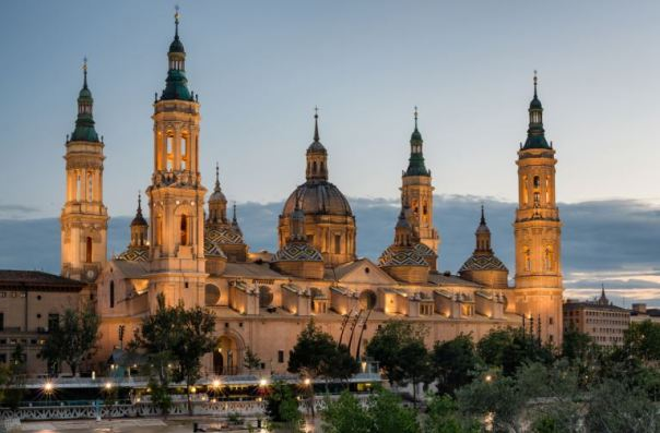 Basilica of Our Lady of the Pillar, Zaragoza