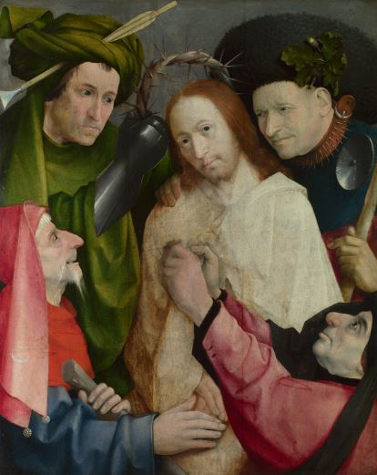 Bosch 'Christ Mocked (The Crowning with Thorns)' (c.1510)