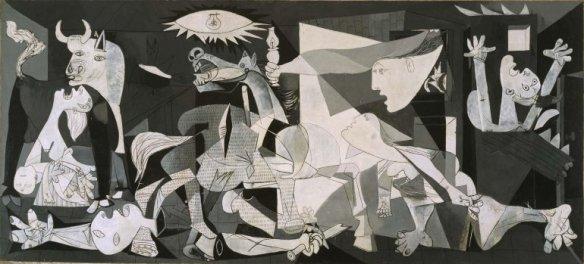 Picasso 'Guernica' (1937)