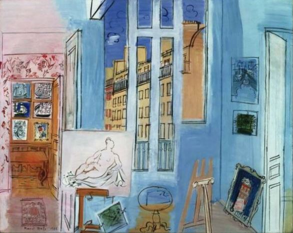 Raoul Dufy 'The Artist's Studio' (1935)