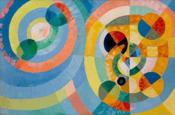 Robert Delaunay 'Circular Forms' (1930)