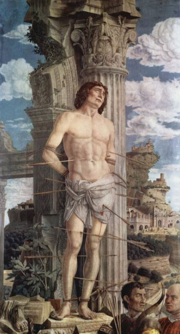 andrea-mantegna-saint-sebastian-1480