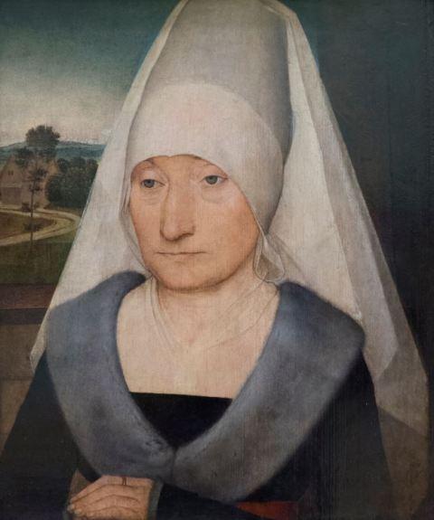 hans-memling-portrait-of-an-old-woman-1470-72