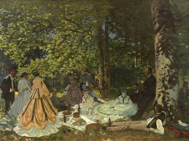 monet-dejeuner-sur-lherbe-1866