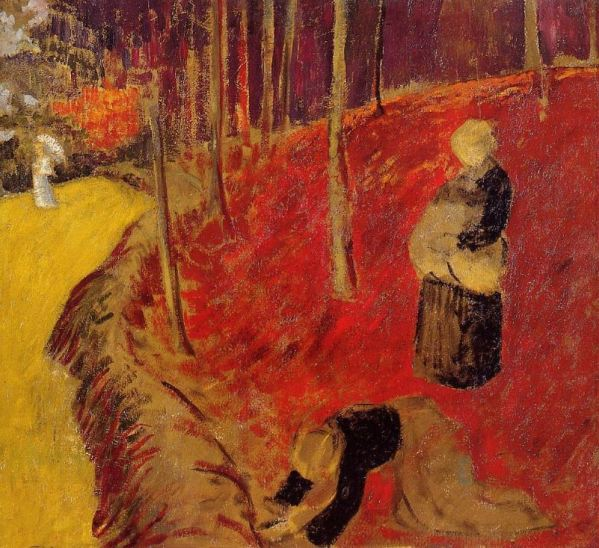 paul-serusier-fern-harvesters-in-the-bois-darmoor-c-1910