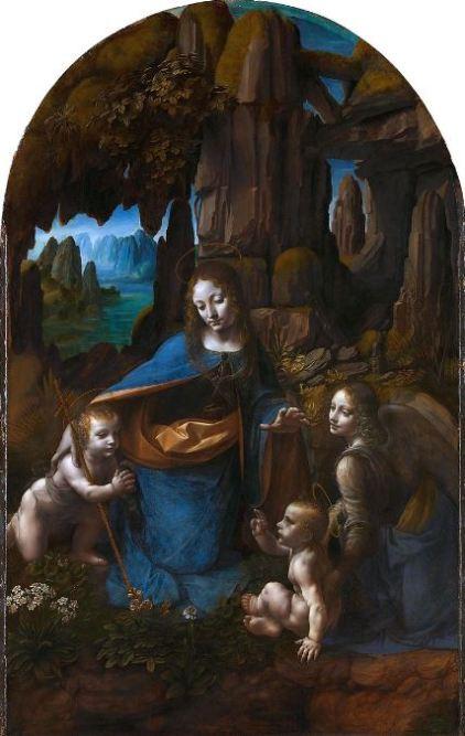 leonardo-da-vinci-virgin-of-the-rocks-1495-1508