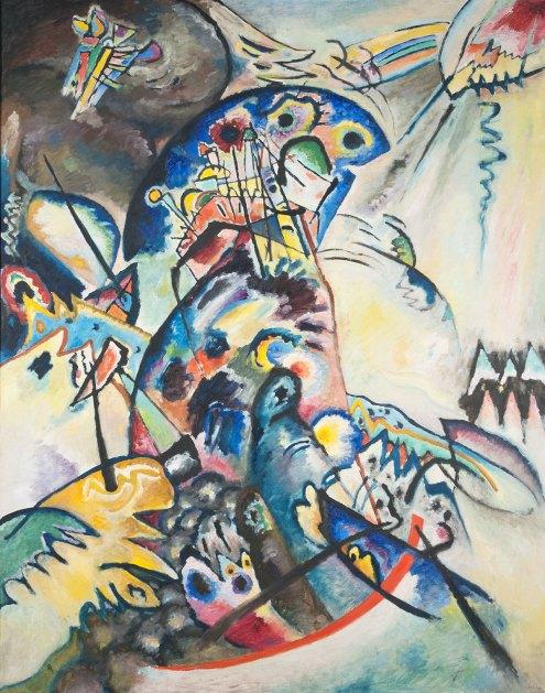 wassily-kandinsky-blue-crest-detail-1917