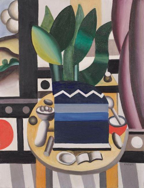 Fernand Leger 'Still Life' (1922)