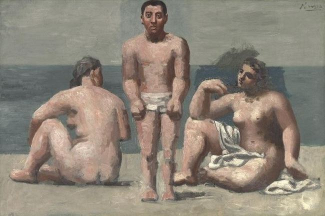 Picasso 'Bathers' (1921)