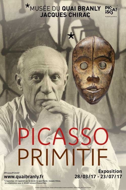 Picasso Primitif poster