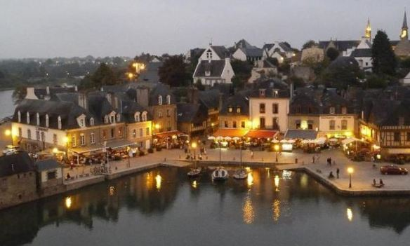 Port of Saint-Goustan, Auray