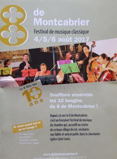Festival 8 de Montcabrier