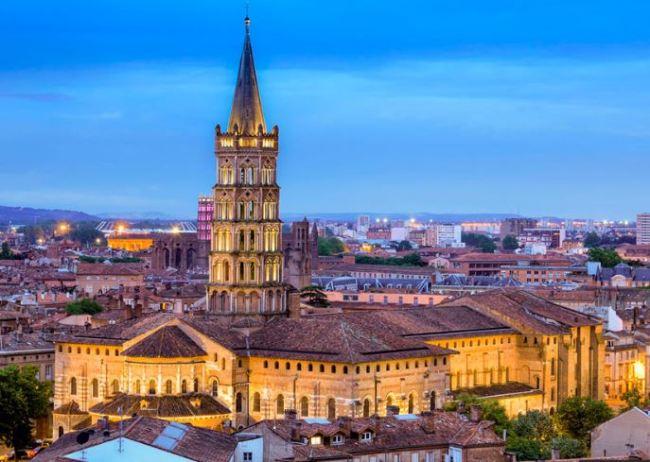 Toulouse, Basilique Saint-Sernin 2