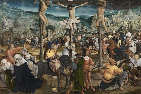 Jan Provoost 'Crucifixion' (c.1501 - 05)