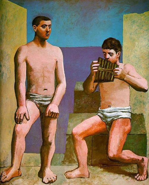 Picasso 'Pan's Flute' (1923)