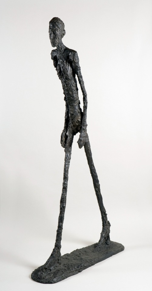 Alberto Giacometti 'Walking Man I (1960)