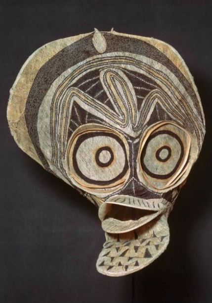 Oceania - Kavat Mask (New Britain, PNG, 1890 - 1913)