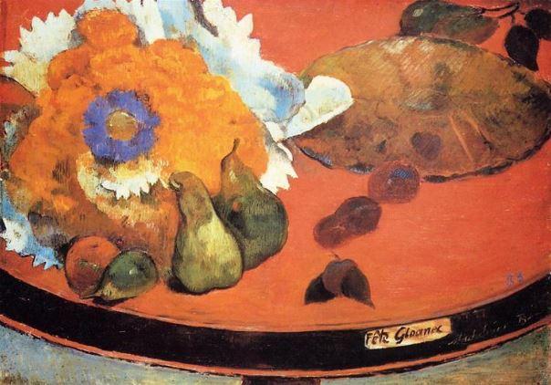 Paul Gauguin 'Fête Gloanec' (1888)