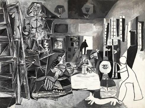 Picasso 'Las Meninas' (1957)