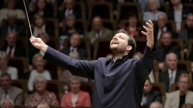Andris Nelsons and the Gewandhausorchester Leipzig