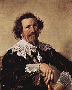 Frans_Hals 'Pieter van den Broecke' (c.1633)