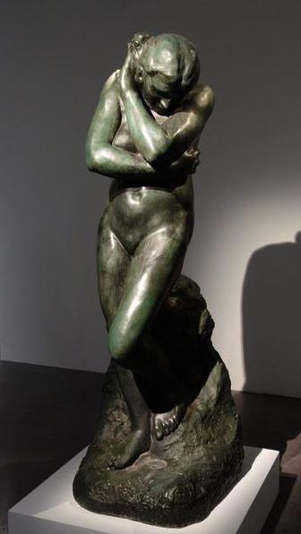 Auguste Rodin 'Eve' (1907)