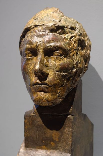 Émile-Antoine Bourdelle 'Head of Apollo' (