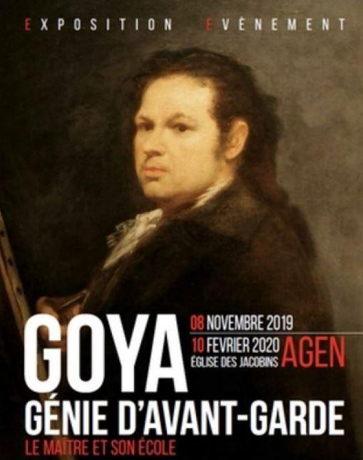 Goya exhibition