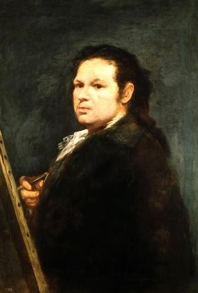 Goya 'Self-Portrait' (1783)