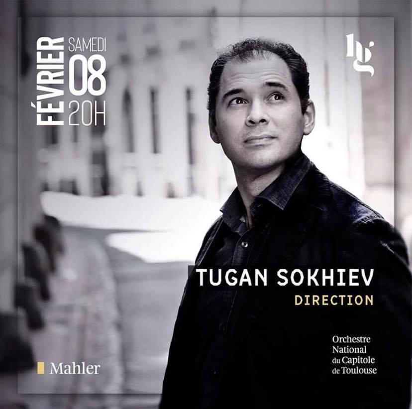 Tugan Sokhiev Mahler