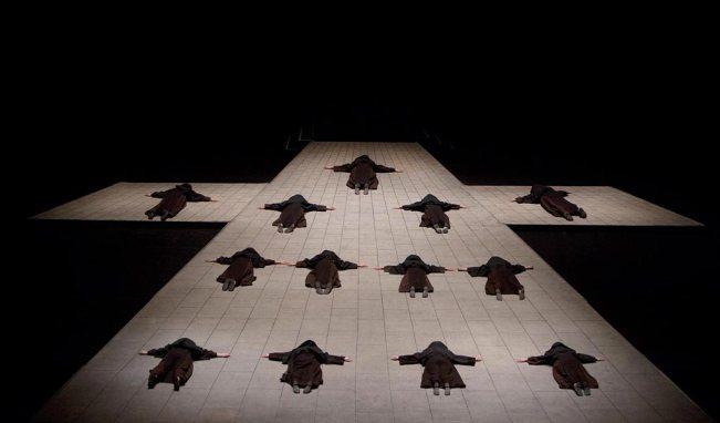 Poulenc 'Dialogues des Carmélites' (Metropolitan Opera)